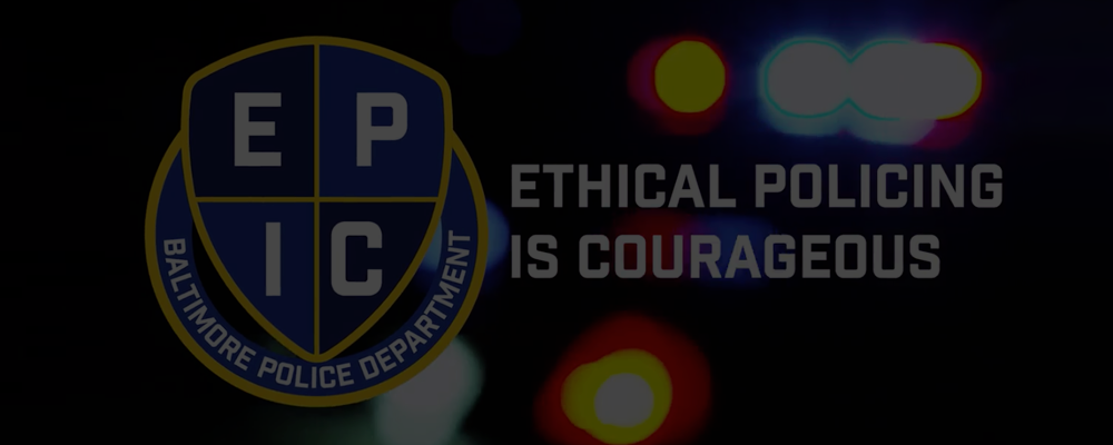 Ethical Policing is Courageous